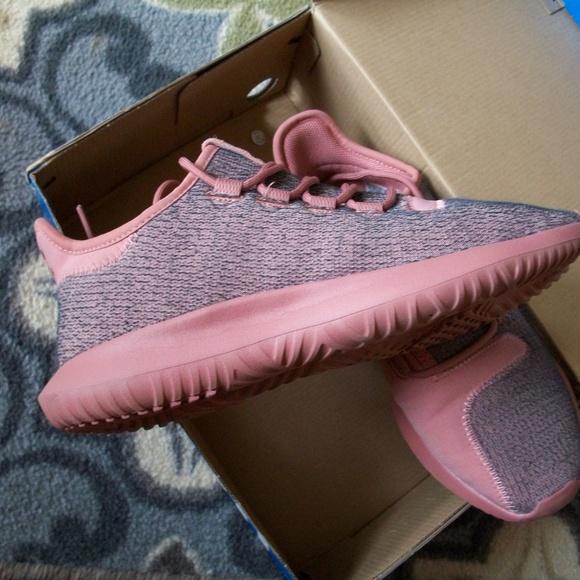 on sale 13c78 05903 FIRM PRICE adidas tubular shadow raw pink 9 shoes NWT